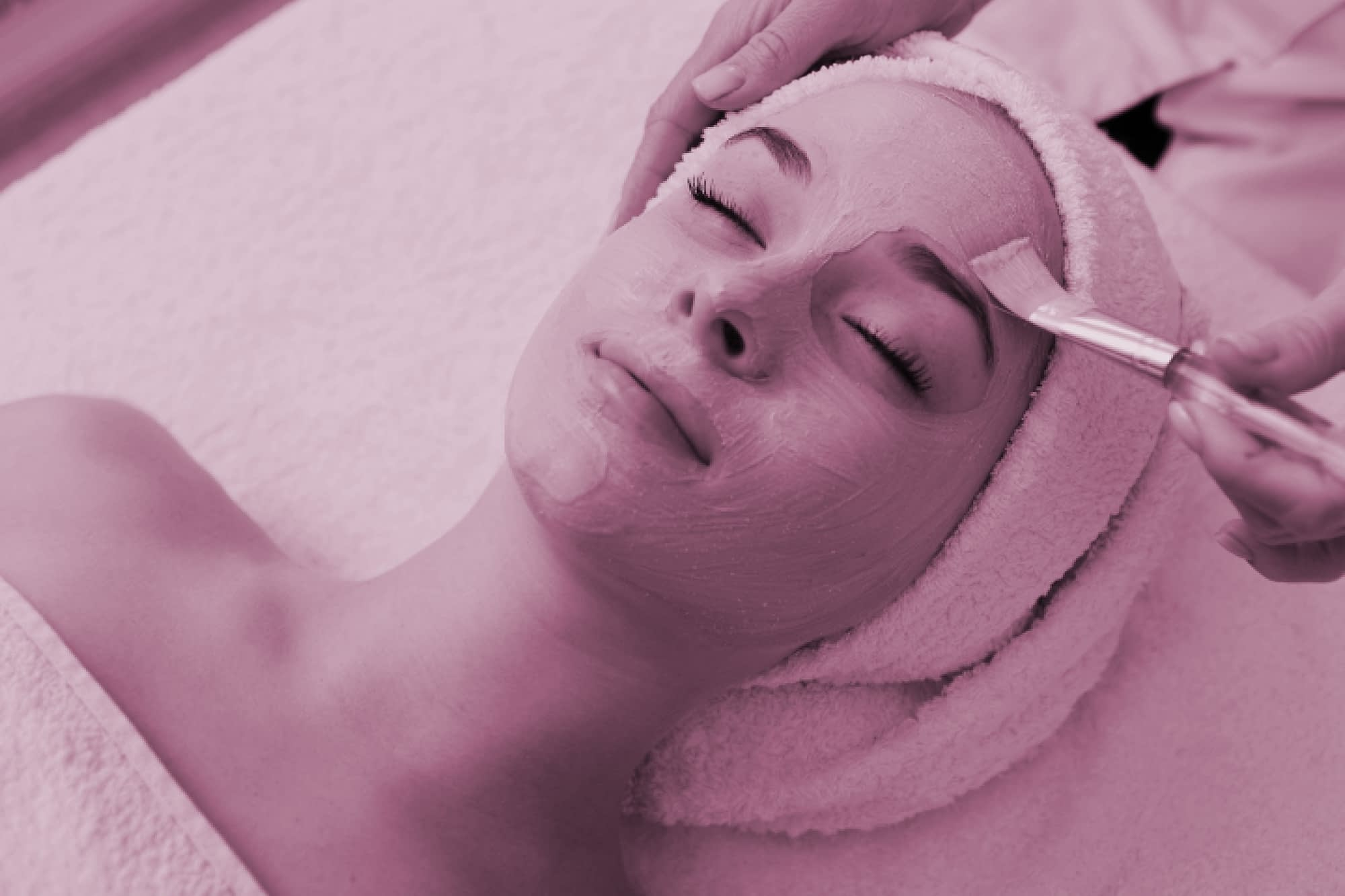 slide tratamiento facial, peluquería Margot