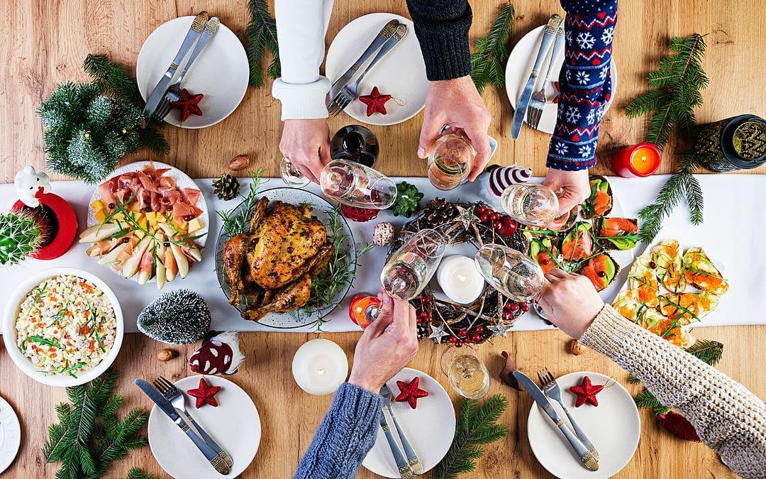 Trucos para mantener una alimentación saludable esta Navidad