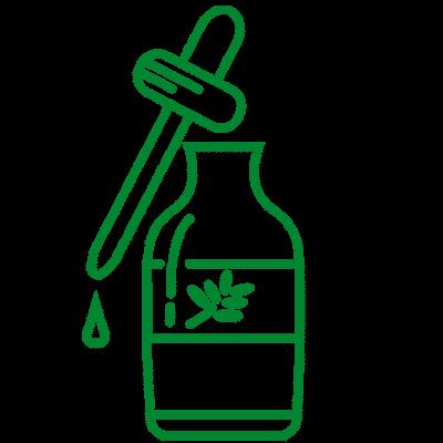 homeopatía icono